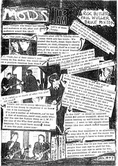 The Jam (stillunusual) Tags: moreon fanzine musicfanzine punkfanzine punkzine magazine musicmagazine punk punkrock thejam jam sarahshosubi crystalclear 1970s 1977