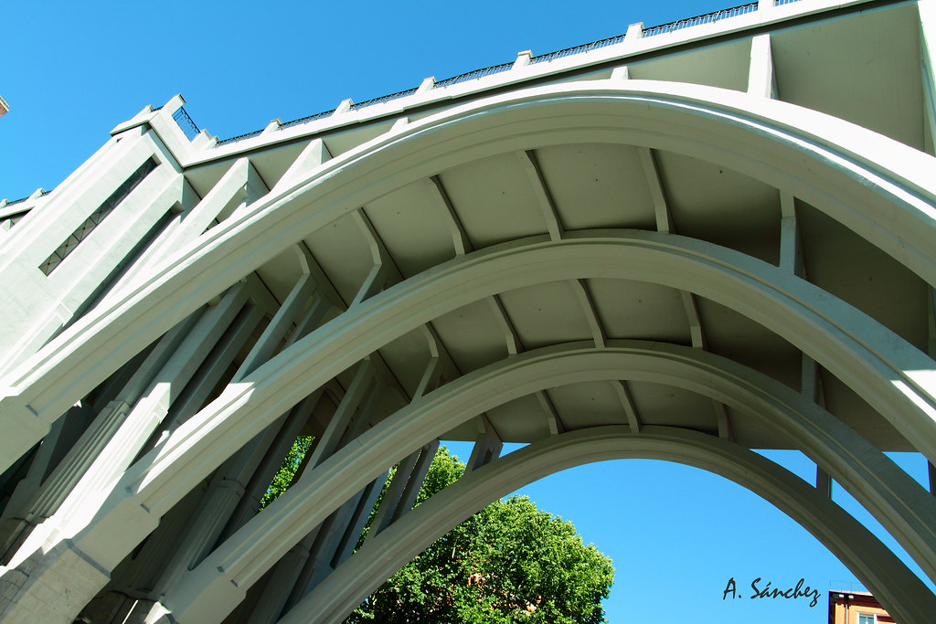 The world 39 s best photos of viaducto flickr hive mind - Ets arquitectura madrid ...