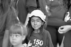 una su mille (blues.ky) Tags: streephotography biancoenero bw birthday compleanno anniversario anniversary giovane young kid girl canada canada150 bambina bimba