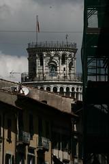 IMG_9959 (eugeniointernullo) Tags: pisa italia italy torre tower pendente building buildings palazzi case houses lavori corso