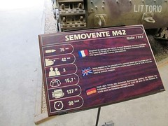 "Semovente da 75-18 2 • <a style=""font-size:0.8em;"" href=""http://www.flickr.com/photos/81723459@N04/34840491836/"" target=""_blank"">View on Flickr</a>"