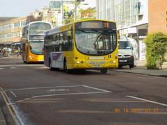 KX05 MGZ_66976_29 Taverham (amypetrelli) Tags: firstgroup firstnorwich volvob7rle wrighteclipseurban yellowline