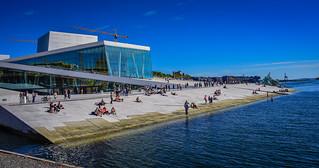Opera House - Operahuset Oslo Norway