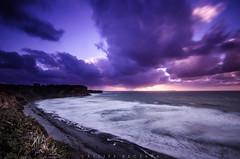 Carelmapu, Puerto Montt, Chile (FelipeBecerra) Tags: chile nikon d7000 tokina water beach exposure nd1000 nd sunset carelmapu puerto montt
