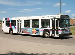 CT_7811_D40LF (Shahid Bhinder) Tags: mypictures transport transit newflyerbuses calgarytransit d40lf