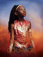 Courage (VIProduction) Tags: wonderwoman superhero dc comics poster photoshoot courage supergirl beautiful justiceleague imagination photoshop daughter heroine portrait art artist photography edit editing photomanipulation unity inspire inspiring photographer graphicdesign canon canon6d canonphotos colorful colors versatileimage beauty