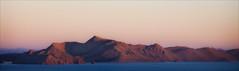 Dawn over Lake Titicaca (kate willmer) Tags: dawn sunrise mountain light colour lake water hills titicaca peru altiplano