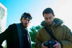 Travelers (randotzen) Tags: portrait plovdiv bulgaria