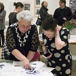 Elder Manitok Thompson and Kathleen Ivaluarjuk Merritt / L'aînée Manitok Thompson et Kathleen Ivaluarjuk Merritt thumbnail