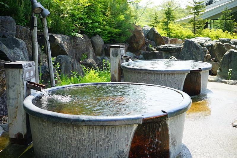 羽鳥湖高原レジーナの森-幸福的一天從泡湯結束。