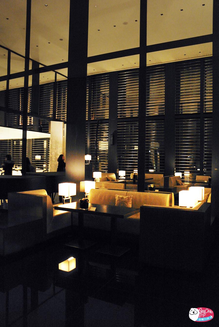 Armani hotel阿曼尼酒店大使套房及米其林大師晚餐