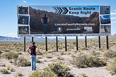 My photo on a billboard! (nbanjogal) Tags: lincolncounty
