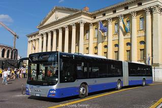 ATV Verona - Man Lion's City euro 6 extraurbano
