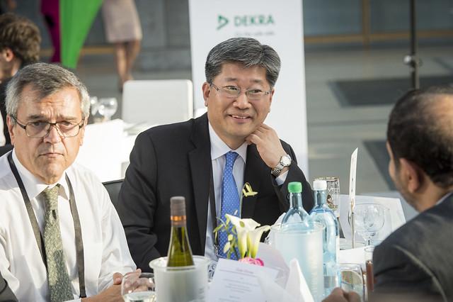ITF Secretary-General-elect: Korea's Young Tae Kim