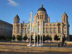 The Port of Liverpool Building (philippe.Onwire) Tags: liverpoolwaterfrontthegallery liver liverstreet liverpool liverpoolmarina liverpoolone liverpoolsthreegraces liverpoolsworldheritagesite