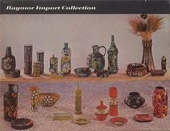Bagni Color Catalog (altfelix11) Tags: pottery artpottery ceramics artceramics italianpottery italianceramics alvinobagni bagni collectible collectable