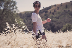 Mood (DanAie) Tags: summer light italia italy tuscany travelphotography travel toscana mood nice focus outoffocus clean color composition colour colors composizione contrast warm pentax photography grosseto photographer people girl