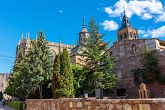 traseras catedral de Astorga (phooneenix) Tags: catedral astorga león