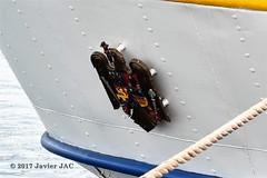 El Velero Rumano Mircea es un velero del tipo barca de tres mástile  (8) (javier_cx9aaw) Tags: elero rumano mircea