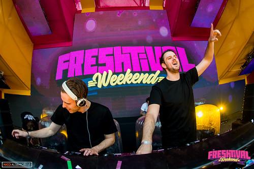 W&W @ Freshtival 2017