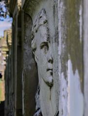 the face in the wall (Harry McGregor) Tags: cemetery face faceinthewall historic ayr ayrshire scotland d3300 nikon harrymcgregor 4 june 2017 ayrauldkirk