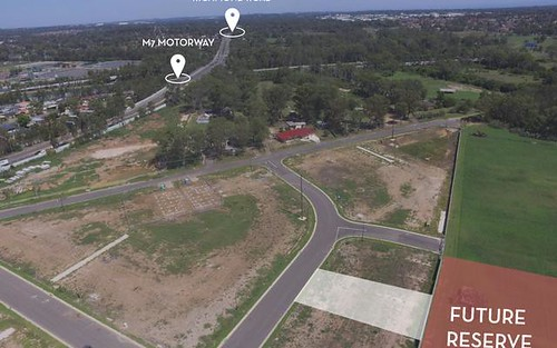 Lot 24 Arkell Street, Quakers Hill NSW