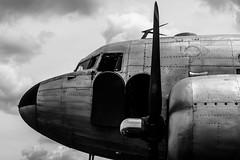 Douglas DC3 (Chrisar) Tags: nikon nikond7100 angénieux angénieux3570
