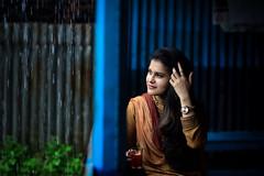 Sumi (RoUcY1) Tags: rain girl tea muztoba rabbani blue soothing hair bengali