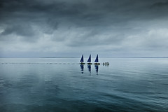 better together (stocks photography.) Tags: whitstable seascape coast sail seaside michaelmarsh photographer photography