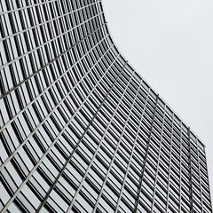 Simple Abstract 17 (No Great Hurry) Tags: thenakedabstract c20society midcenturyarchitecture monochromebuilding noiretblanc blackandwhite bnw diagonal lines windows minimalism minimal modernist midcentury structure architecture building tower robinmauricebarr nogreathurry architectureontheslant constructuralart londonarchitecture england london skyscraper lookingup ronaldwardpartners millbank millbanktower pattern westminster abstract geometric bw pov pointofview perspective lookup robin ngh abstrait simpleabstract creative