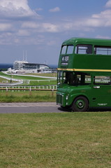 IMGP1113 (Steve Guess) Tags: epsom downs surrey england gb uk london transport rm2 slt57 aec routemaster country area green