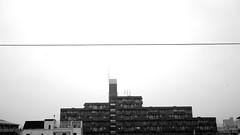 (takashi ogino) Tags: pentax q7 digital justpentax bw blackandwhite monochrome scenery scape cityscape line