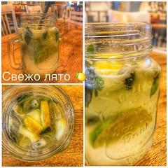 Лимонадени делници 🍀🍋 (Smokini) Tags: smokini restaurant plovdiv ресторант пловдив vegetarian glutenfree vegan вегетариански веган