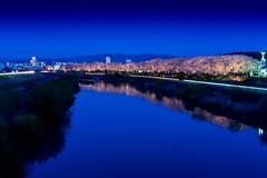 night cherry and river (savanna.chance) Tags: pentaxart sigma1020mmf35exdchsm pentaxk3