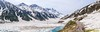 Panoramic View of Saiful Maluk Lake (mushtaqjams) Tags: pakistan lake saifulmaluk landscape panorama