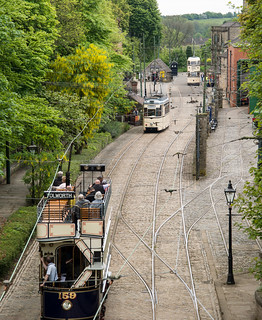 2017 05 Crich Tramway museum 7