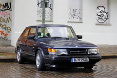 Saab 900 (Dirk A.) Tags: bh1935 saab 900