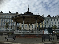 Band Stand - Promenade - Cobh, County Cork, Ireland - May 2017 (firehouse.ie) Tags: atlanticcoast stand band recitals music may2017 urban park town seafront promenade bandstand eire ireland countycork cork cony