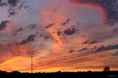 CEG4361 (Fransang) Tags: noordwijk sunset zonsondergang