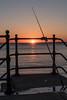 DSF_2088.jpg (alfiow) Tags: fishingrod railings sunset totland