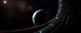 Elite Dangerous / Away From Earth