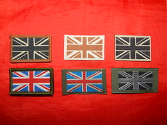 Union jack flags (militaria collector) Tags: unionjack unionjackflag britisharmy desert desertpatch greatbritain unitedkingdon britisharmypatches