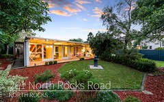 261 North Rocks Road, North Rocks NSW