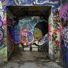 Mad and bold (aerojad) Tags: eos canon 80d dslr 2017 city urban art artinpublicplaces streetart publicart mural murals graffiti vacation travel wanderlust graffitialley toronto canada vibrant colorful