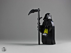 Grim Reaper (moctown) Tags: lego minifigures stretch upscale death