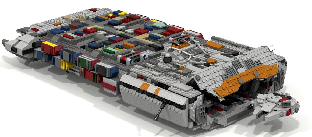Lego Star Wars Ship Instructions