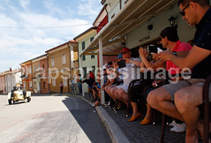 Mille Miglia 2017 | 90th Anniversary | Conca | Italy (Alejandro Sala.apspressimage.com) Tags: car citycenter color colourimage competition composition crosses departure drive driver elegance europe event horizontal italianparting italy millemiglia motorsport motosport outdoor people peoplebackground photographyartculture roadrace shouterneurope show sideview sport sportivecar streetcompetition thousandmiles conca juanhervas carlossielecki argentina