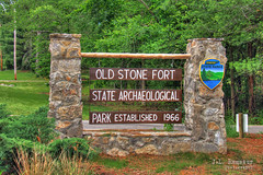 Old Stone Fort State Archaeological Park sign - Manchester, Tennessee (J.L. Ramsaur Photography) Tags: jlrphotography nikond7200 nikon d7200 photography photo manchestertn middletennessee coffeecounty tennessee 2017 engineerswithcameras cumberlandplateau photographyforgod thesouth southernphotography screamofthephotographer ibeauty jlramsaurphotography photograph pic manchester tennesseephotographer manchestertennessee oldstonefortstatepark statepark tennesseestatepark oldstonefort established1966 oldstonefortstatearchaeologicalpark park tennesseestateparks tennesseedepartmentofenvironmentconservation tdec statearchaeologicalpark tennesseestatearchaeologicalpark rural ruralamerica ruraltennessee ruralview sign signage it'sasign signssigns iseeasign signcity history historic historyisallaroundus americanrelics tennesseehdr hdr worldhdr hdraddicted bracketed photomatix hdrphotomatix hdrvillage hdrworlds hdrimaging hdrrighthererightnow nationalregisterofhistoricplaces americanindianceremonialsite ceremonialsite americanindiansite