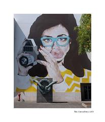 bubblegum... (bevscwelsh) Tags: streetart bubblegum funchal madeira island fujifilmx100f
