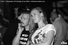2017 Bosuil-Het publiek bij The Two Romans en Future Thieves 4-ZW